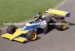 Pilbeam MP40 Hart. Rob Turnbull, Prescott June 1991